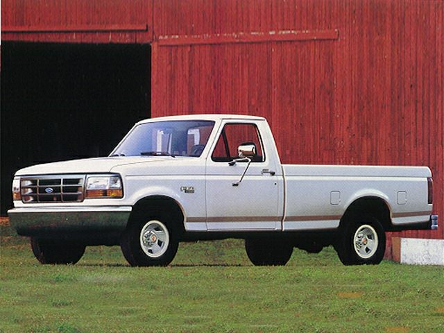 1994 Ford F 150 Xl Lincoln Il Decatur Springfield Bloomington
