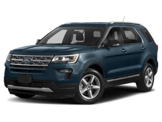 Used Ford Explorer Lincoln Il